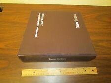 Tracor Northern TN-5500 X-Ray Analyzer Software Manual LSI-11