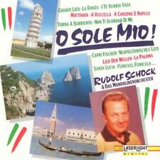 Rudolf Schock + Mandolinenorchester Niederkassel - O Sole Mio! - CD 1992 Klassik