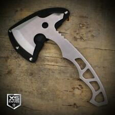"""10"""" TOMAHAWK Throwing Axe Full Tang HATCHET Stainless Steel CAMPING Hiking Axe"""