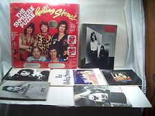 ROLLING STONES BOOKS AND PUZZLE - LOT SALE