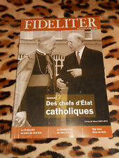 Revue - FIDELITER n° 201, 2011