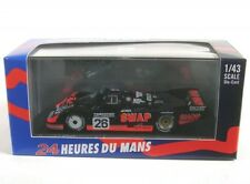Porsche 956L N° 26 2ème 24h LeMans 1984 (Poule - Rondeau - Paul jr