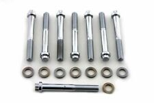 Harley 57-85 XL Cylinder Base Nut Set Colony 8438-16