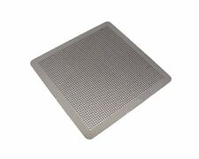Universal Small Solder Ball Reballing Stencil Template 0.60mm - Pack of 2