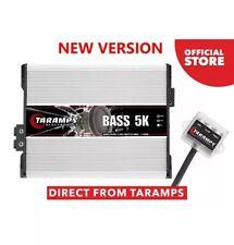Taramps Bass 5k 1 Ohm Amplifier 5000 Watts 1 Digital Channel