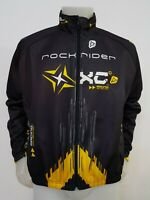 GIACCA JACKET MAGLIA SHIRT CICLISMO ROCKRIDER XC RACING CYCLING BIKE ITALY A37