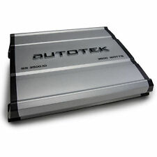 Autotek SS3500.1D 3500W Monoblock Super Sport Series Class D Car Amplifier