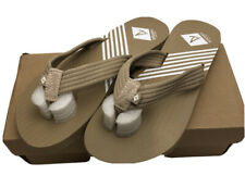 Sperry Calypso 3 Point Natural Womens 7M New