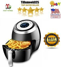 Air Fryer XL 1500W 3.8 QT Digital Oil Free Power Airfryer Oven Brand New SEALED