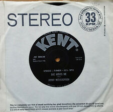 """JIMMY WITHERSPOON - SHE MOVES ME  - KENT LABEL -  7"""" STEREO 33 1/3 RPM"""