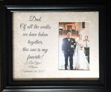 Wedding Father of the bride Of all the walks Wedding Personalized Gift
