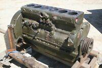 1985 Allis Chalmers 3500A Engine Block 6Cyl