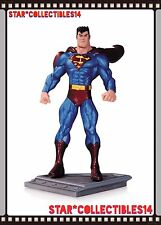 "DC Collectibles Superman Man Of Steel Ltd Edition Ed McGuinness 7.5"" Statue NEW"