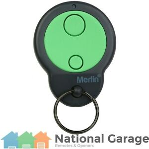 Garage Door Remote Control Merlin M842 M844 Keyring - Replacement Options!