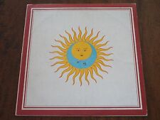 KING CRIMSON - LARKS' TONGUES IN ASPIC vinile I° STAMPA IT