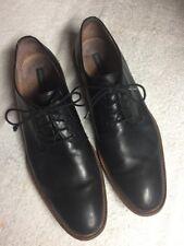 Gordon Rush Men's Black Leather Lace Up Dress Shoes Size Sz 15 M