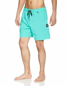 """Hurley Men's One & Only Volley 17"""" Boardshorts"""