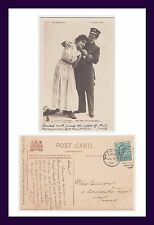 "UK THEATRE EVIE GREENE & HAYDEN COFFIN ""A COUNTRY GIRL"" 1904 MISS BURROW, TRURO"