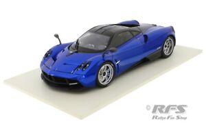 Pagani Huayra 2012 blau blue 1:18 Welly GTA Edition 11007bl NEU NEW