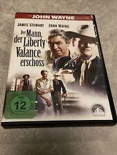 Der Mann, der Liberty Valance erschoss DVD John Wayne Collection Western
