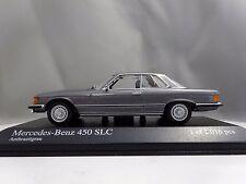 1/43 Minichamps Mercedes Benz 450 SLC 1974 Grey 430033424