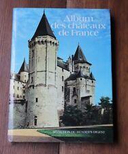 1975 Album des Châteaux de France illustré Reader's Digest