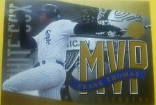 Frank Thomas 1994 Leaf MVP Contenders Gold Hall Of Fame Chicago White Sox