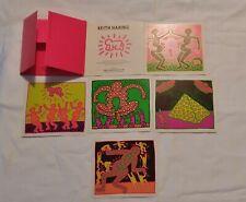 Keith Haring Memorabilia - Limited Edition Fertility Series
