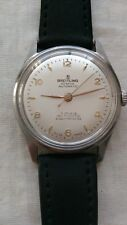 Breitling 17 Jewels used Automatic Watch Vintage