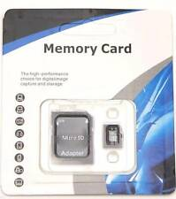 32GB Micro SD TF Memory Card Class 10 SD Adapter For Smart Phones Camera UK
