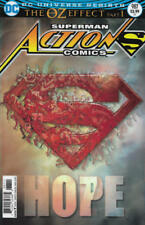 Action Comics 987-991 NM First Printing Lenticular Covers