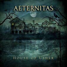 AETERNITAS - HOUSE OF USHER   CD NEUF