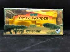 New Original Yellow Optic Wonder 3-In-1 Binoculars, Compass & Magnifying Glass