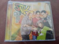 SJK SANTAJUSTA KLAN CD 2005 DRO EU EDITION NEW NUEVO Y PRECINTADO