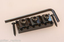 Locking Nut Floyd Rose 43 mm. Negro Ajustable Black Electric Guitar Adjustable