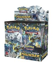 Pokemon TCG: Sun & Moon Lost Thunder Booster Box (Pack of 36) IN HAND
