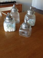 Jars Clear Glass / Lolly  Buffet Jars /Coffee,Flour,Sugar Canisters