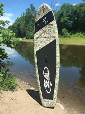 SEAL Ares - Inflatable Stand Up Paddleboard - Camouflage SUP