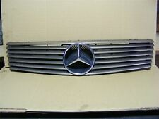 Mercedes 1298800185 Body Front Grill Grille 7 Slat - Silver | R129 SL
