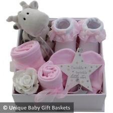 Twinkle Twinkle Keepsake Filled Gift Box - Pink and Perfect