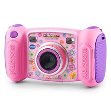 Girls Pink 2Mp Digital Camera Photo Play Toy Video Voice Recorder Toddler Game