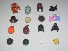 Lego ® Minifig Casque Cheveux Ninjago Movie Le Film 71019 Choose Helmet Hear NEW