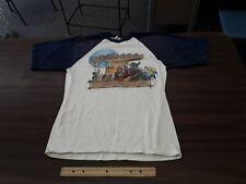 New listing vintage 1979 kansas monolith tour concert t-shirt large