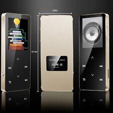 Metall Bluetooth Loseless MP3 Musik Player Touchscreen Bluetooth TF FM USB T0H6