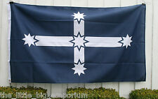 Big 1.5 Metre Eureka Stockade Large New Flag 3x5ft Southern Cross Australia