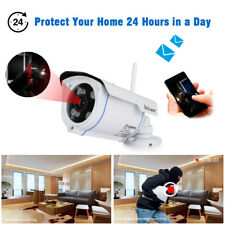 Sricam 720P Infrared Wireless IP Camera H.264 WIFI Night Vision Motion Detect