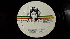 "Michael Prophet - Here Comes The Bride  /Reggae 12"" on Jah Guidance"