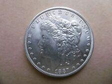 1887-P $1 Morgan Silver Dollar