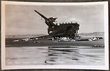 RPPC Oregon OR Coast Peter Ire dale 1906 Ship Wreck Gearhart C1930s Boyer 241