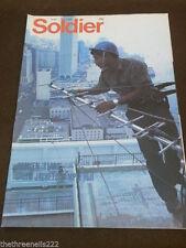 British Army Military & War Magazines